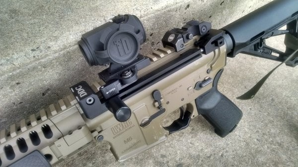 Revolutionary Ar15 Side Charging System New To The Market